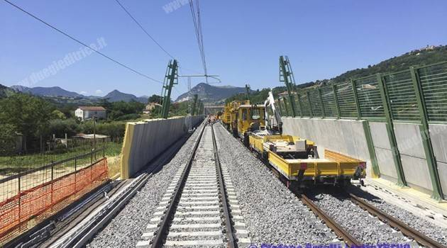 RFI: attivo nuovo binario tra Castelplanio e Montecarotto sulla Orte–Falconara