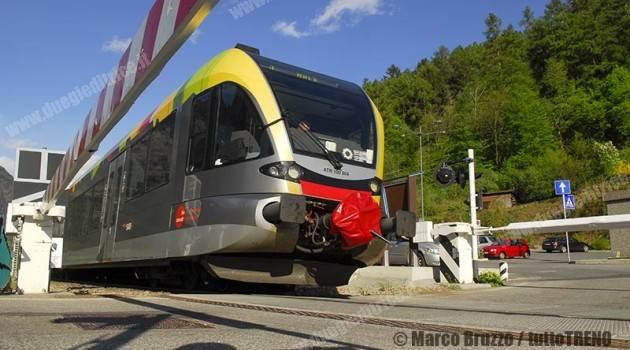 Ferrovia Venosta: problemi tecnici, sospesa la circolazione