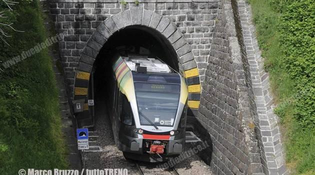 Ferrovia della Venosta, chiusura parziale fino al 13 aprile
