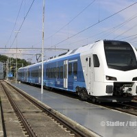 Manutenzione FLIRT Stadler per l'impresa olandese Syntus