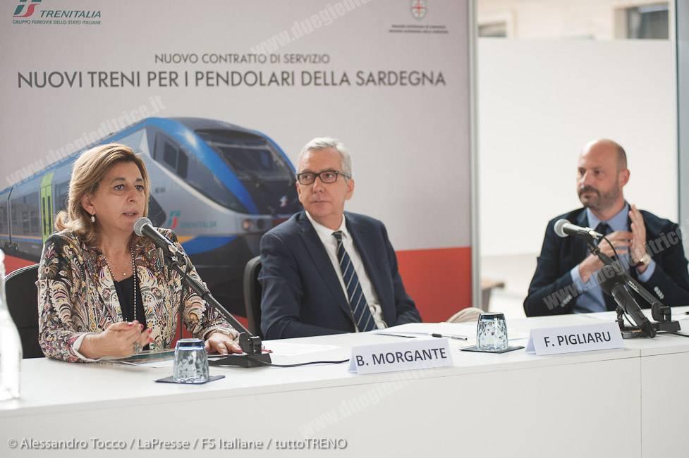 Trenitalia: nuovo contratto con la Regione
