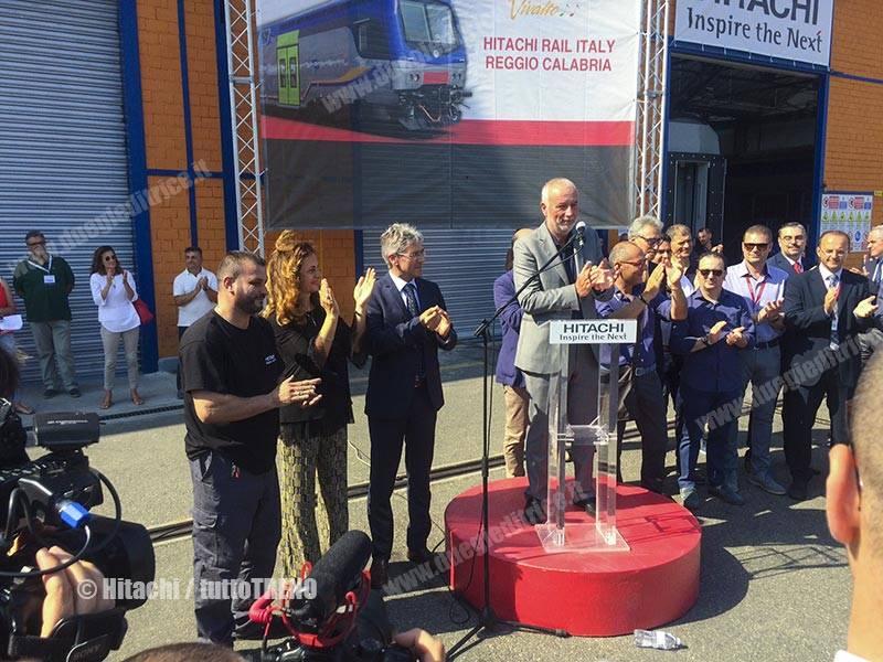 Vivalto-consegna_ultima_carrozza_da_Hitachi_a_Trenitalia-ReggioCalabria-2017-07-11-fotoHitachi_tuttoTRENO_wwwduegieditriceit-a