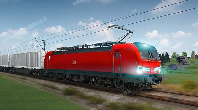 DB Cargo, 100 nuove Vectron