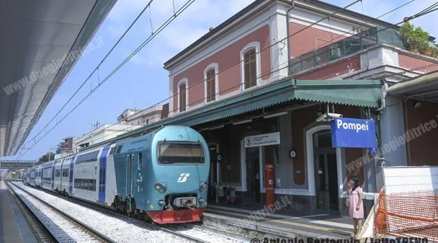 RFI: da oggi tornati i treni sulla linea storica Napoli–Salerno
