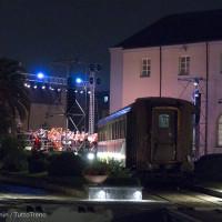 """""""Tamburi di Pace 2.1"""" al Museo Ferroviario di Pietrarsa"""