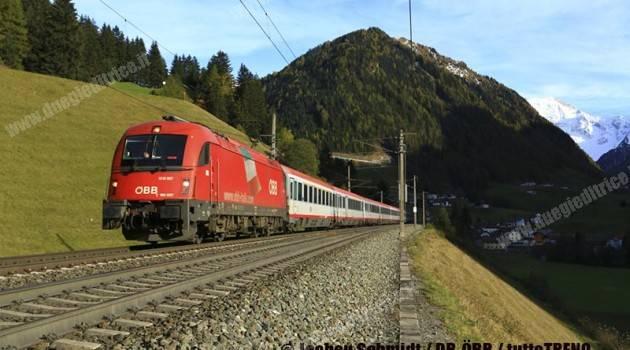 Oktoberfest  2017 con i treni EuroCity DB-ÖBB