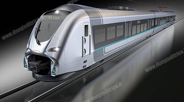 DB Regio, 57 nuovi convogli Mireo Siemens
