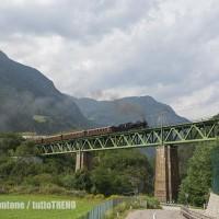 Festeggiati i 150 anni della ferrovia del Brennero
