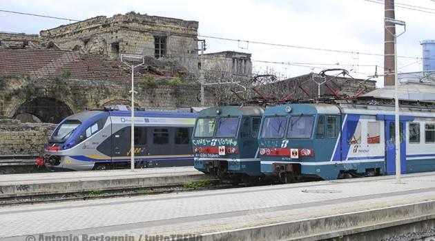 Nata la suburbana tra Napoli e Salerno