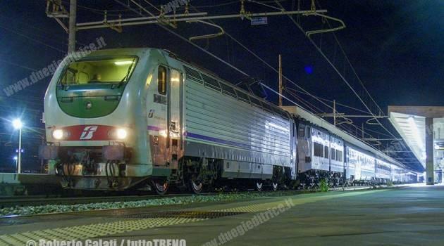 Trenitalia Sicilia: resta il collegamento Intercity