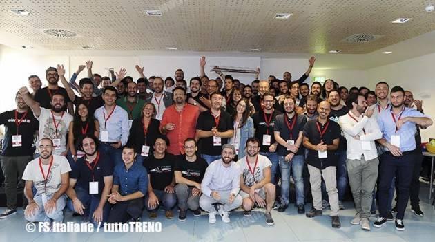 Trenitalia promuove Hackathon Moving Forward