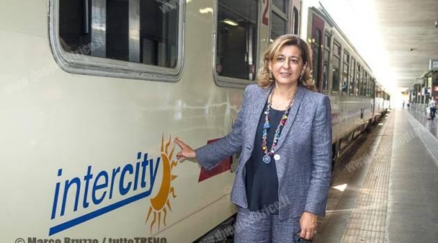 Trenitalia: dimissioni AD Morgante