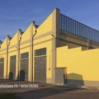 Pistoia: si inaugura il DRS di Fondazione FS
