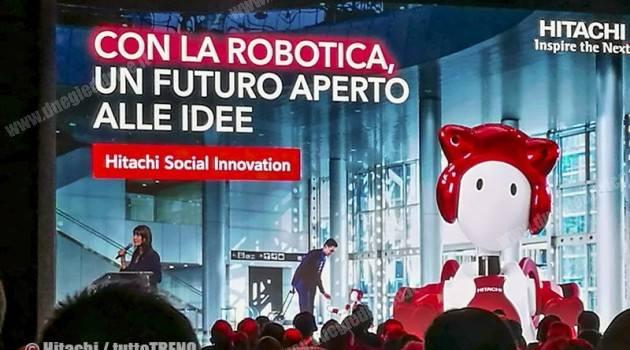 Hitachi Italia: entro il 2020 crescita del 25% dei ricavi