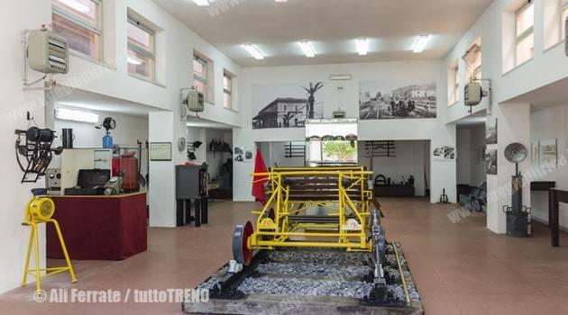 Roccapalumba: nuova sede per il Museo sulla Civiltà del Ferroviere