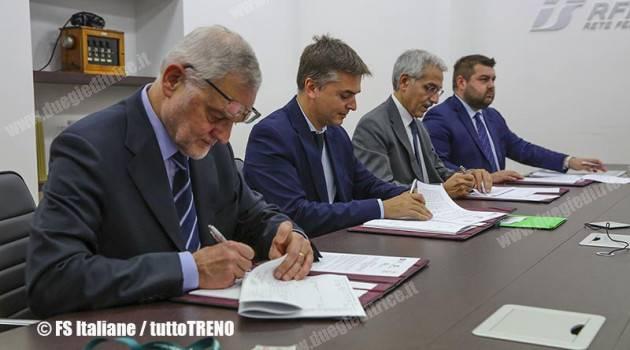 RFI: potenziare la ferrovia per il trasporto merci tra Piemonte, Lombardia e Liguria