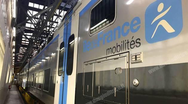 Ile-De-France, presentati i nuovi Regio 2N