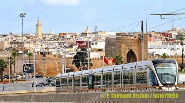 Alstom fornirà altri 22 tram Citadis a Rabat