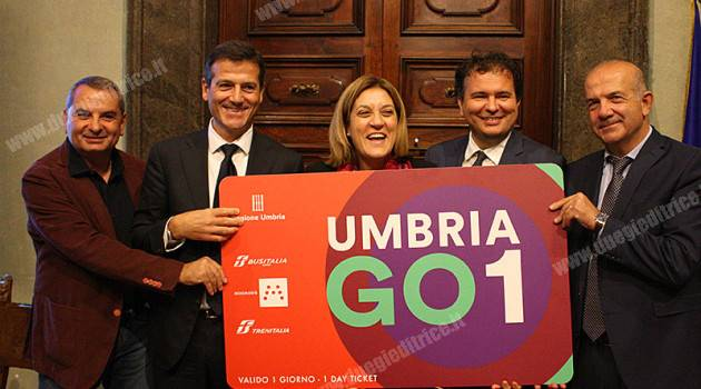 Busitalia e Trenitalia: nasce Umbria.Go, biglietto integrato all inclusive per muoversi in Umbria