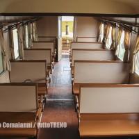 AISAF: concluso il restauro della carrozza C151 FSE