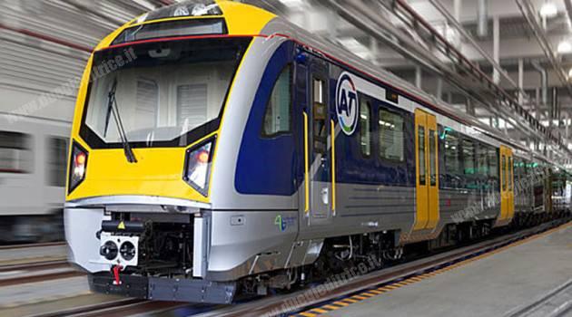 Nuova Zelanda, 15 nuovi convogli per Auckland da CAF