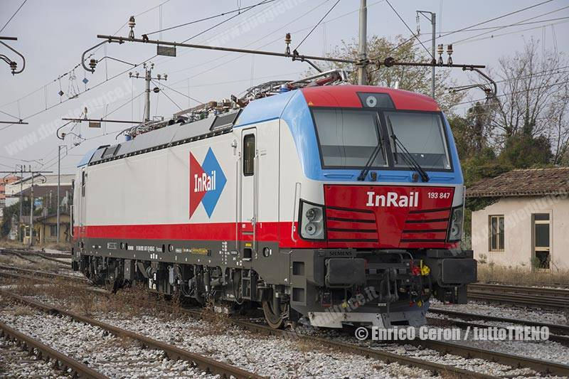InRail entra a far parte di ELITE