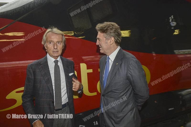 NTV-Italo: firmato il contratto
