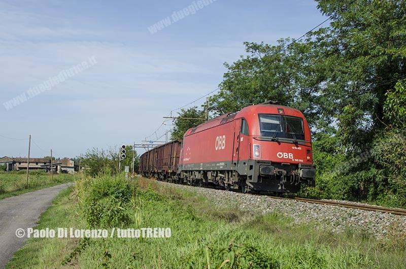 Nuovo Certificato di Sicurezza Unico a Rail Cargo Carrier Italy