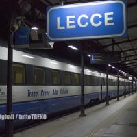 RFI: 200 km/h tra Lecce e Brindisi