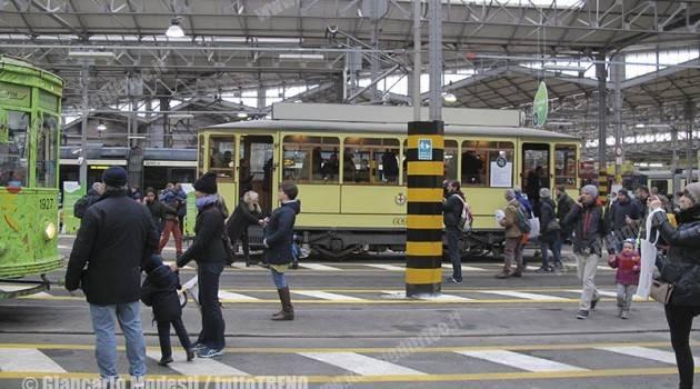 Milano: Porte aperte ATM 2017