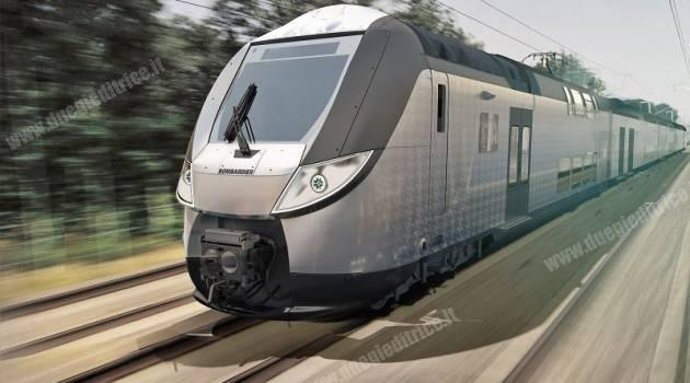 Bombardier, 32 treni OMNEO per la regione Centro-Valle della Loira
