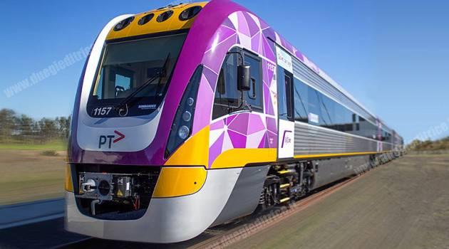 Bombardier, 27 nuovi convogli per Transport for Victoria