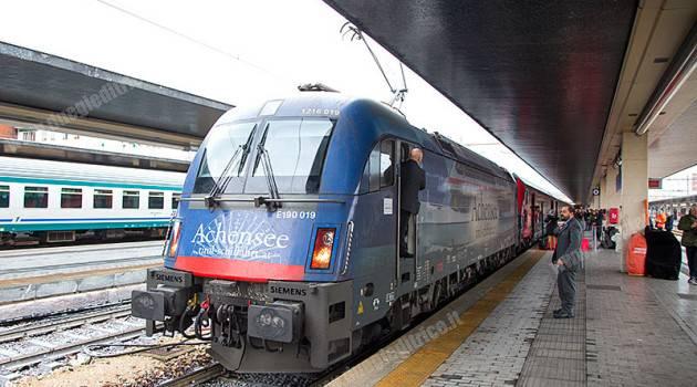 Vienna–Venezia: da EC a RJ, con il raddoppio