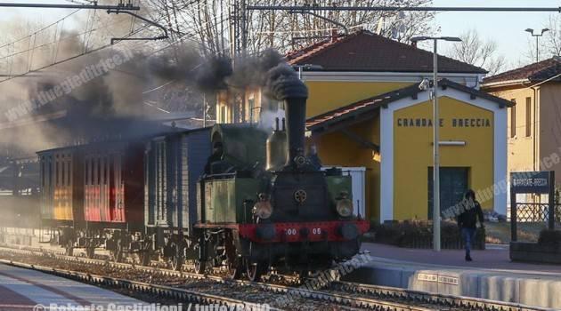 Il treno strenna di Ferrovienord