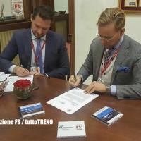 """ETR 302: firmato l'accordo per la messa a Gara del ripristino del mitico """"Settebello"""""""