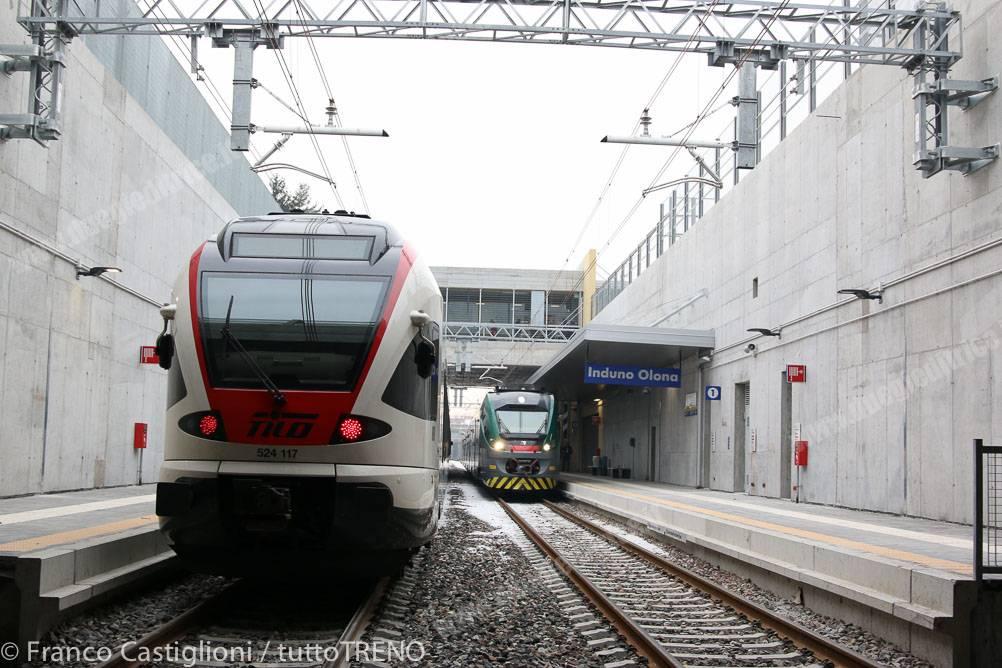 Inaugurazione linea ferroviaria Arcisate Stabio