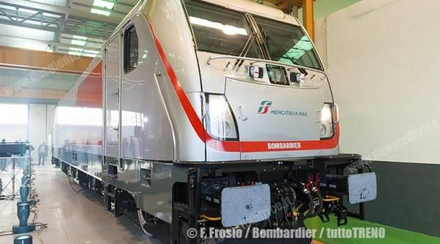 Mercitalia Rail ordina 40 TRAXX3 3 kV