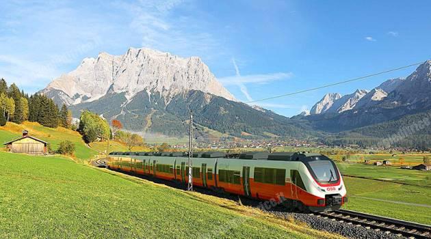 Talent3 Bombardier per l'Alto Adige