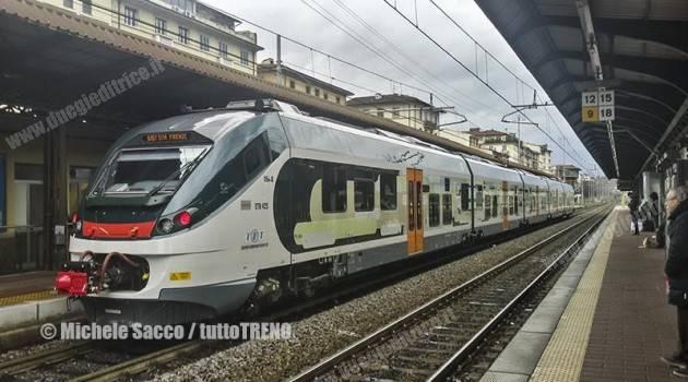 TFT dal Casentino a Firenze