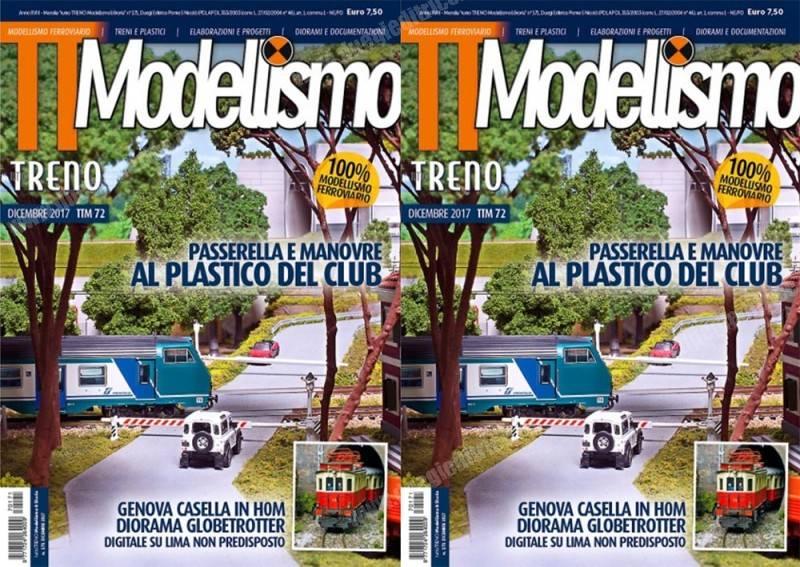 In edicola tuttoTRENO & Modellismo n° 72