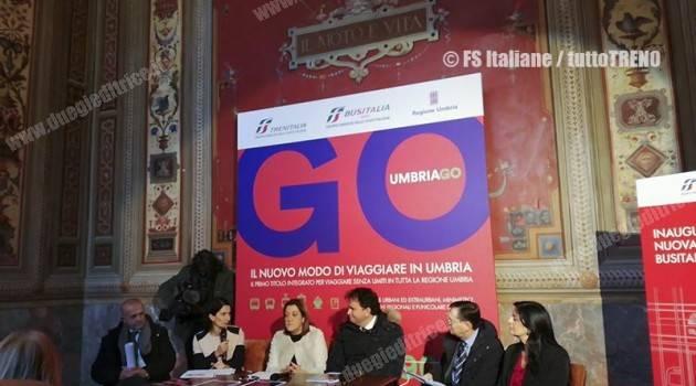 Libertà di movimento con Umbria.GO