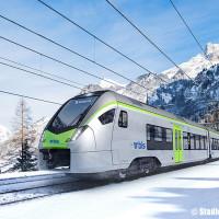 BLS, Stadler sigla il contratto per la fornitura di 52 treni nuovi