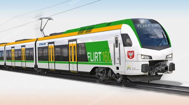 Stadler, 35+15 tram e 71 treni per la Polonia