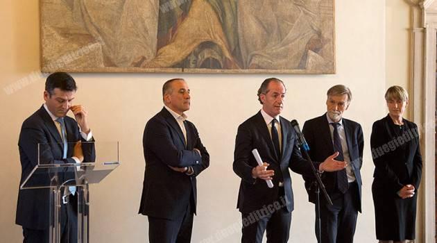 Veneto, nuovi treni e rinnovo del contratto con Trenitalia fino al 2032