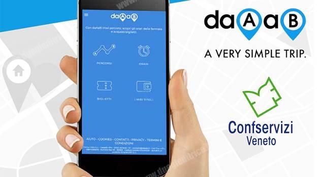 """""""DaAaB"""", nuova App per il trasporto pubblico"""