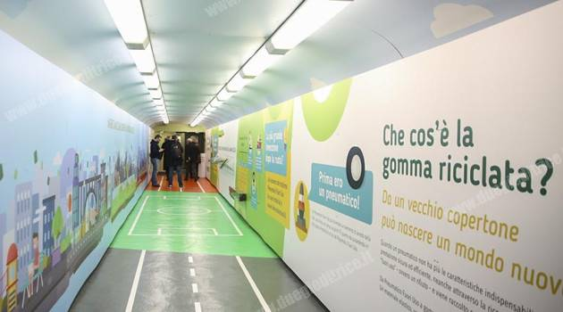Treno Verde 2030: torna la campagna itinerante di Legambiente e del Gruppo FS Italiane
