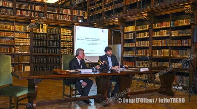Fondazione FS – Treni turistici: +45% in due anni