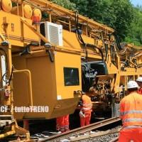 GCF: nuovi cantieri sulla rete ferroviaria francese