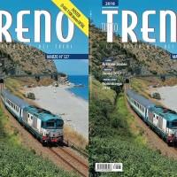 In edicola tuttoTRENO n° 327 – marzo 2018