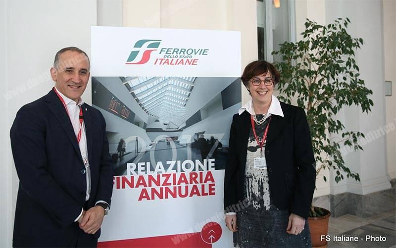 Bilancio FS Italiane 2017: un'ottima annata